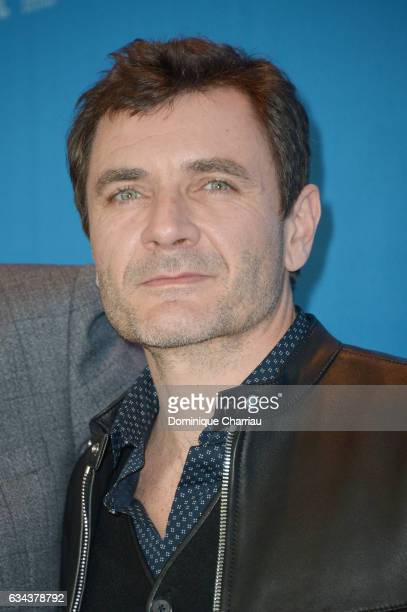 Actor Alex Brendemuhl the 'Django' photo call during the 67th Berlinale International Film Festival Berlin at Grand Hyatt Hotel on February 9 2017 in...