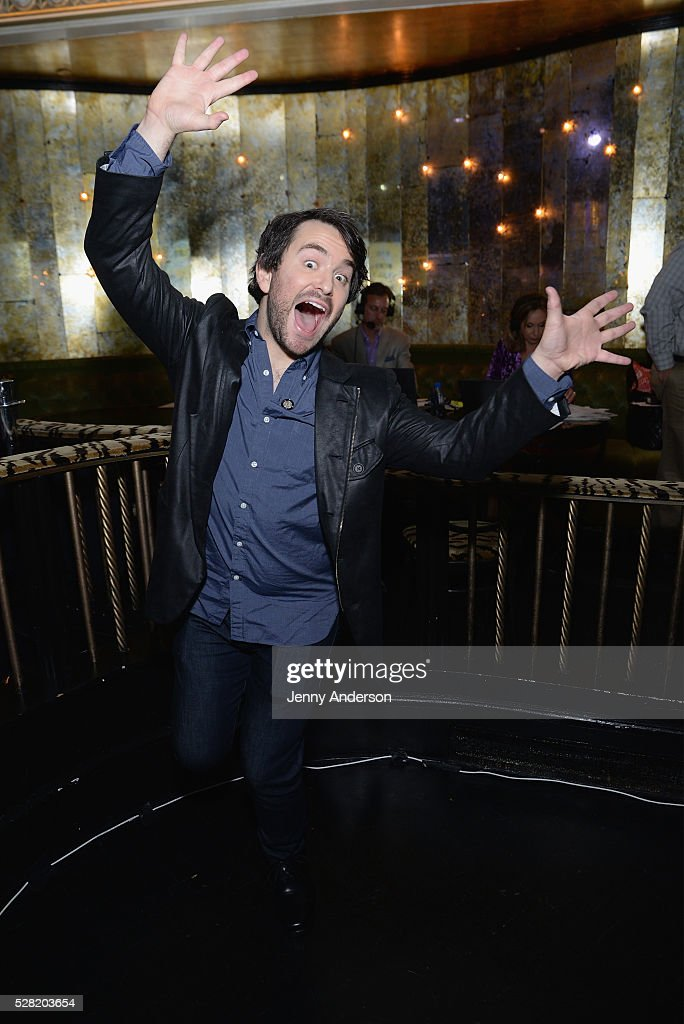 Actor <a gi-track='captionPersonalityLinkClicked' href=/galleries/search?phrase=Alex+Brightman&family=editorial&specificpeople=4645213 ng-click='$event.stopPropagation()'>Alex Brightman</a> attends the 2016 Tony Awards Meet The Nominees Press Reception on May 4, 2016 in New York City.