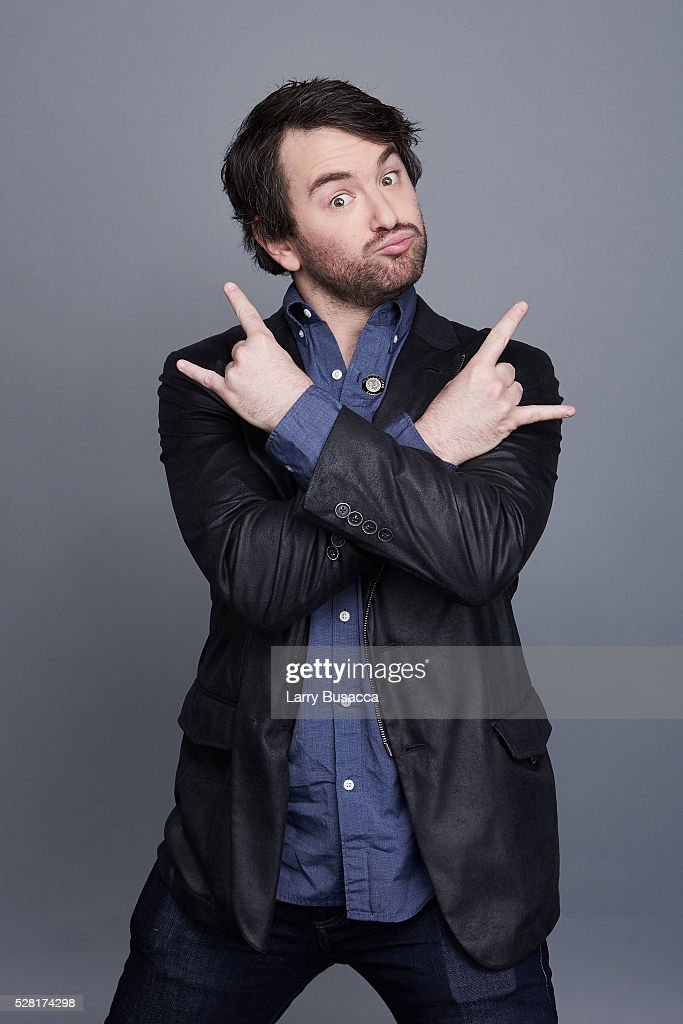 Actor <a gi-track='captionPersonalityLinkClicked' href=/galleries/search?phrase=Alex+Brightman&family=editorial&specificpeople=4645213 ng-click='$event.stopPropagation()'>Alex Brightman</a> poses for a portrait at the 2016 Tony Awards Meet The Nominees Press Reception on May 4, 2016 in New York City.