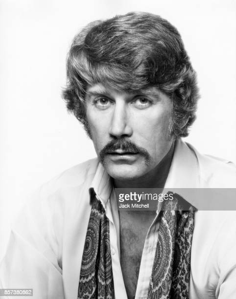 Actor Alex Cord in 1970