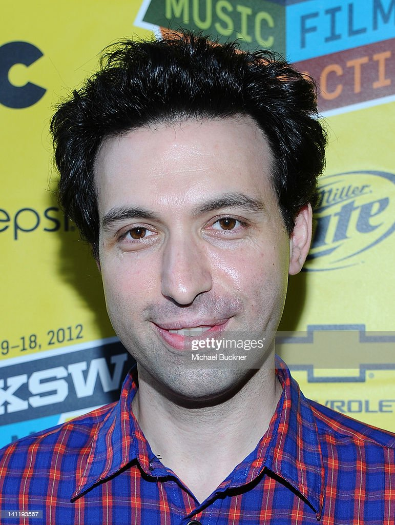 Actor Alex Karpovsky arrives to the screening of 'Girls' during the 2012 SXSW Music, Film + Interactive Festival at Paramount Theatre on March 12, 2012 in Austin, Texas.