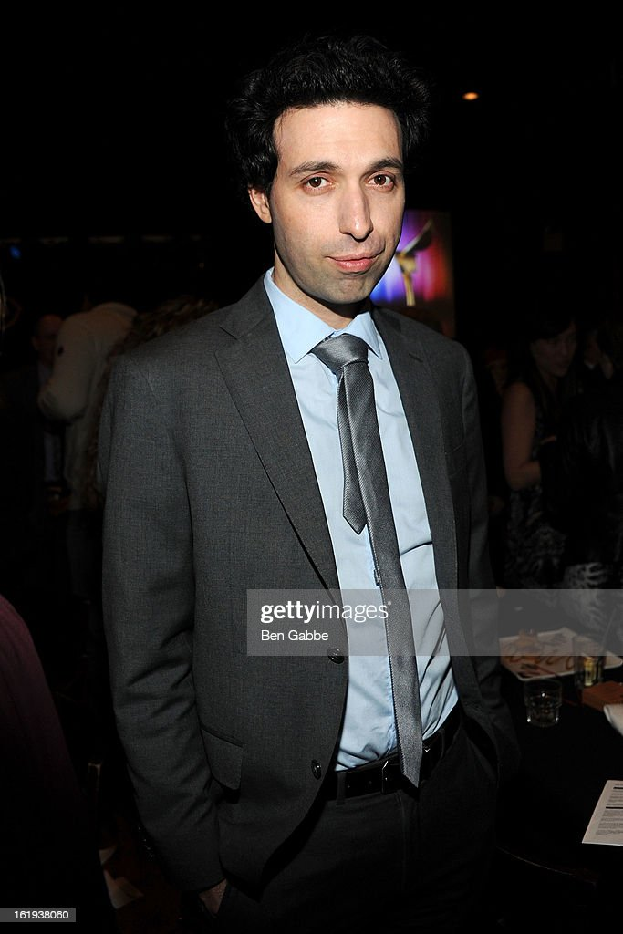 Actor <a gi-track='captionPersonalityLinkClicked' href=/galleries/search?phrase=Alex+Karpovsky&family=editorial&specificpeople=4506094 ng-click='$event.stopPropagation()'>Alex Karpovsky</a> attends 65th Annual Writers Guild East Coast Awards After Party at B.B. King Blues Club & Grill on February 17, 2013 in New York City.
