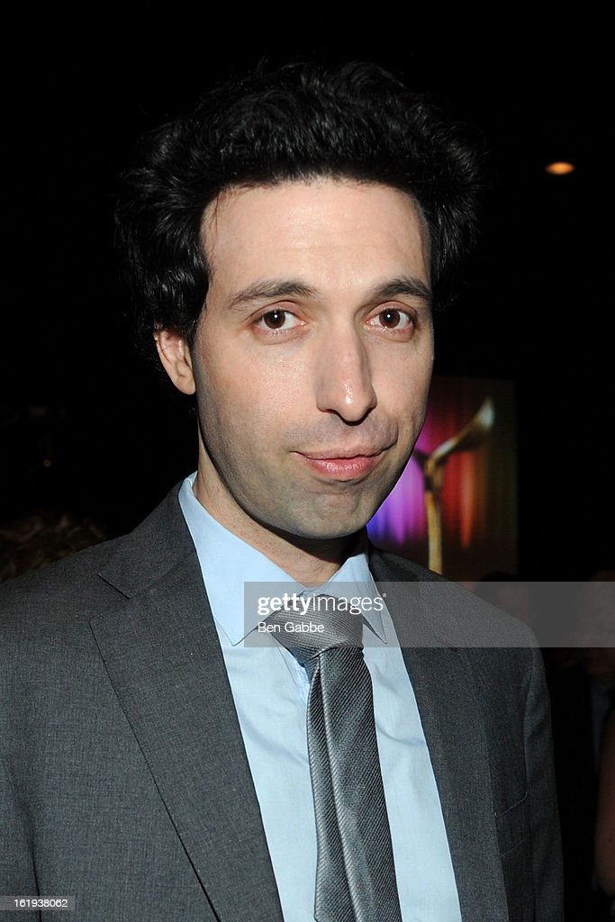 Actor Alex Karpovsky attends 65th Annual Writers Guild East Coast Awards After Party at B.B. King Blues Club & Grill on February 17, 2013 in New York City.