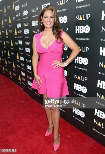 Actor Alex Meneses attends the NALIP Latino Media Awards at The Ray Dolby Ballroom at Hollywood Highland Center on June 24 2017 in Hollywood...