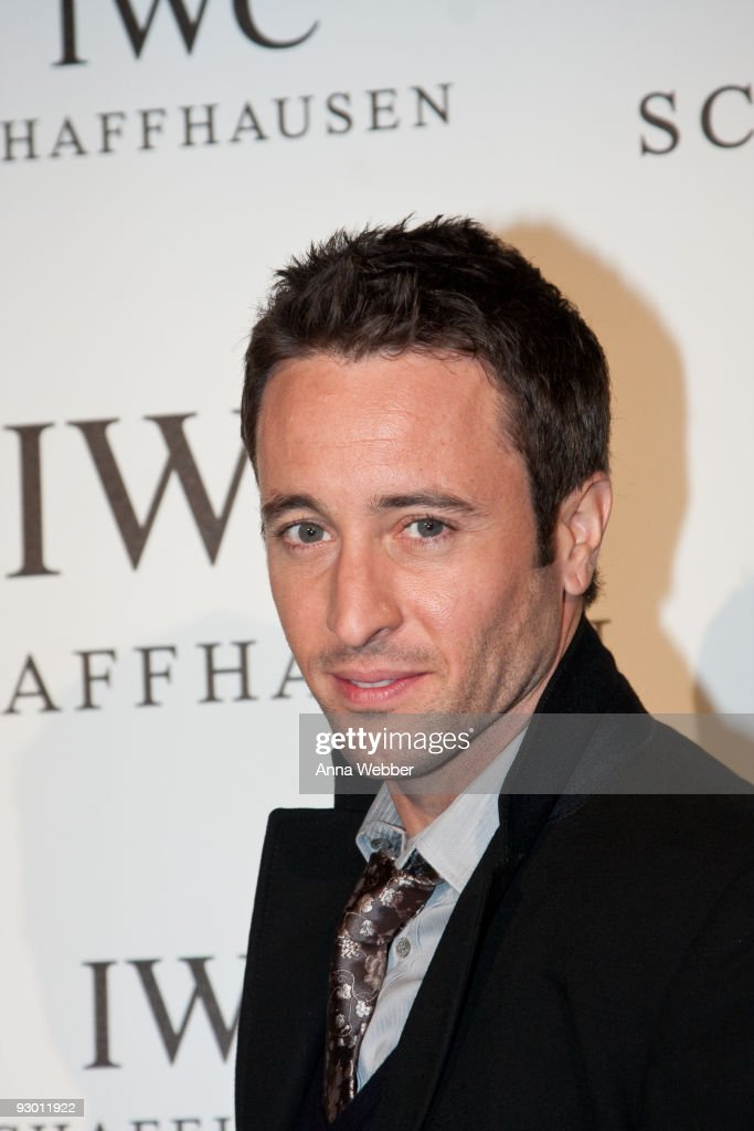 Actor <a gi-track='captionPersonalityLinkClicked' href=/galleries/search?phrase=Alex+O%27Loughlin&family=editorial&specificpeople=4413173 ng-click='$event.stopPropagation()'>Alex O'Loughlin</a> attends IWC Michael Muller Watch Collection Launch Party at Milk Studios on November 11, 2009 in Hollywood, California.