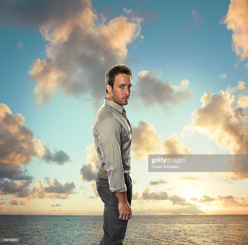 Actor <a gi-track='captionPersonalityLinkClicked' href=/galleries/search?phrase=Alex+O%27Loughlin&family=editorial&specificpeople=4413173 ng-click='$event.stopPropagation()'>Alex O'Loughlin</a> is photographed for Emmy Magazine on February 6, 2011 in Los Angeles, California.