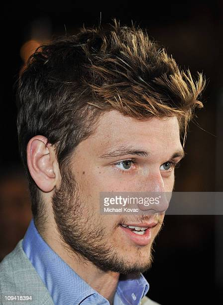 Actor Alex Pettyfer arrives at Candie's Presents the Premiere of 'Beastly' starring Vanessa Hudgens and Alex Pettyfer on February 24 2011 in Los...