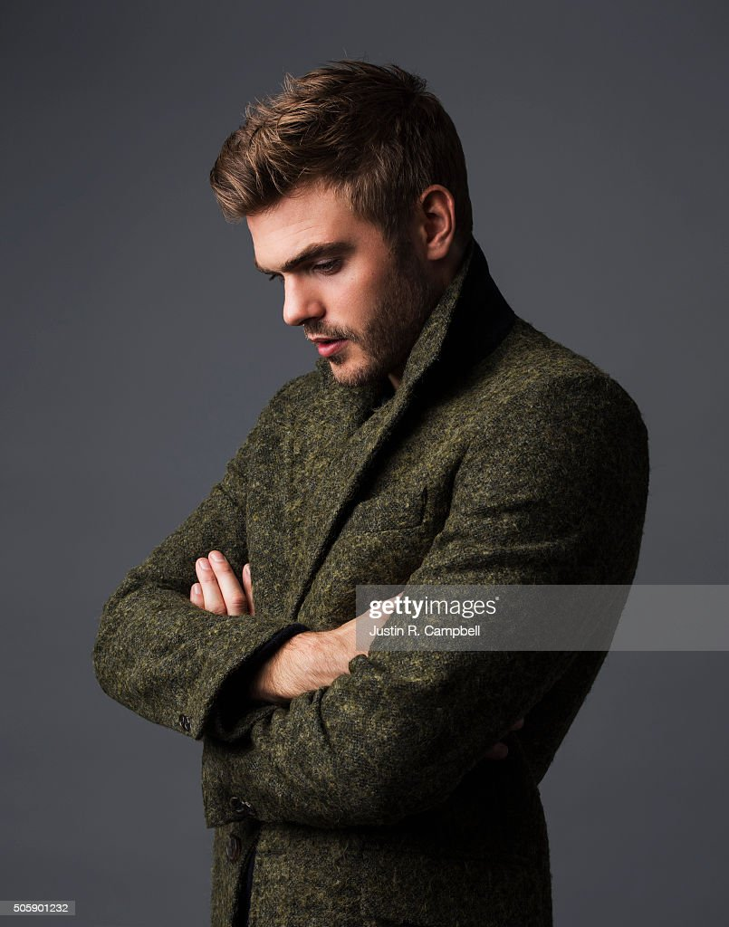 Actor Alex Roe for Jus...