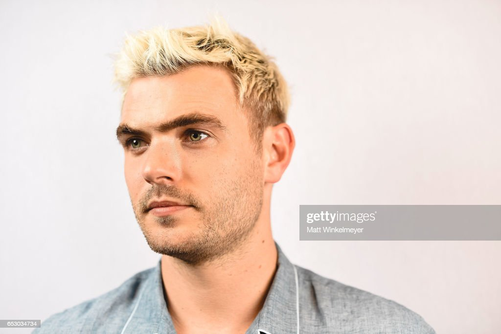 Actor Alex Roe poses for a portrait during the 'Hot Summer Nights' premiere 2017 SXSW Conference and Festivals 13, 2017 in Austin, Texas.