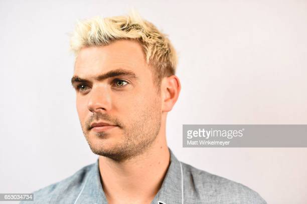 Actor Alex Roe poses for a portrait during the 'Hot Summer Nights' premiere 2017 SXSW Conference and Festivals 13 2017 in Austin Texas