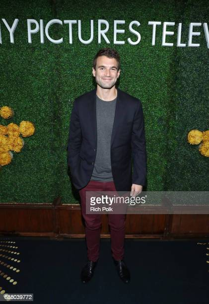 "Actor Alex Russell star of the new Sony Pictures Television series ""SWAT"" attend the Sony Pictures Television LA Screenings Party at Catch LA on May..."