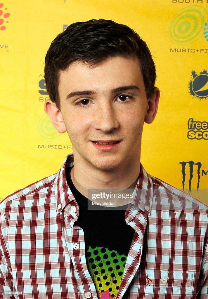 Actor Alex Shaffer attends the 2011 SXSW Music Film Interactive Festival 'WIN WIN' Premiere at Paramount Theater on March 14 2011 in Austin Texas