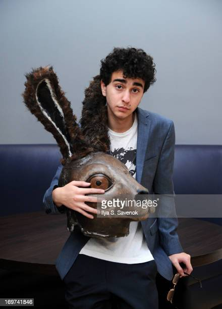 Actor Alex Wolff attends opening night of the 2013 Brooklyn Film Festival at Windmill Studios on May 31 2013 in New York City