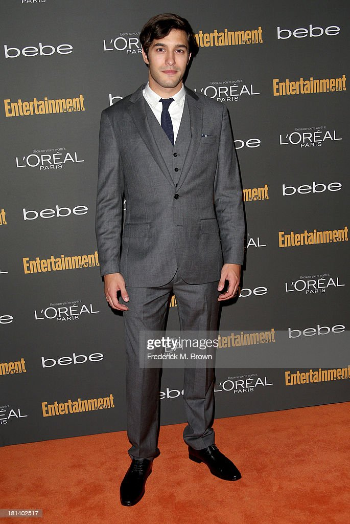 Actor <a gi-track='captionPersonalityLinkClicked' href=/galleries/search?phrase=Alexander+Koch+-+Actor&family=editorial&specificpeople=15376822 ng-click='$event.stopPropagation()'>Alexander Koch</a> arrives at Entertainment Weekly's Pre-Emmy Party at Fig & Olive Melrose Place on September 20, 2013 in West Hollywood, California.