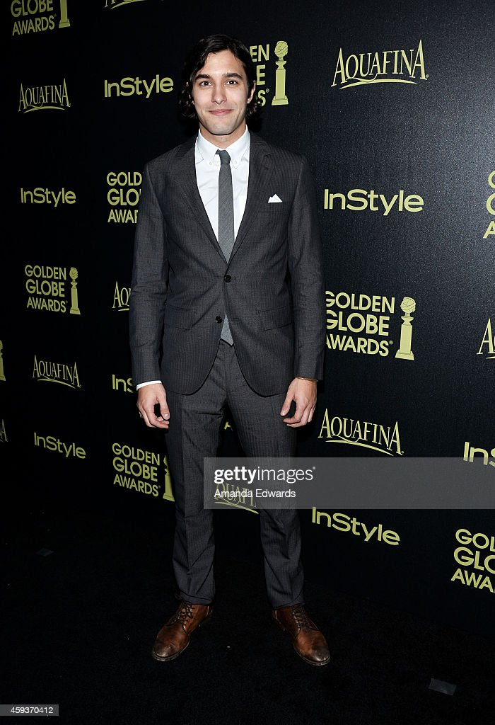 Actor <a gi-track='captionPersonalityLinkClicked' href=/galleries/search?phrase=Alexander+Koch+-+Actor&family=editorial&specificpeople=15376822 ng-click='$event.stopPropagation()'>Alexander Koch</a> arrives at The Hollywood Foreign Press Association and InStyle's 2015 Golden Globe Award Season celebration at Fig & Olive Melrose Place on November 20, 2014 in West Hollywood, California.
