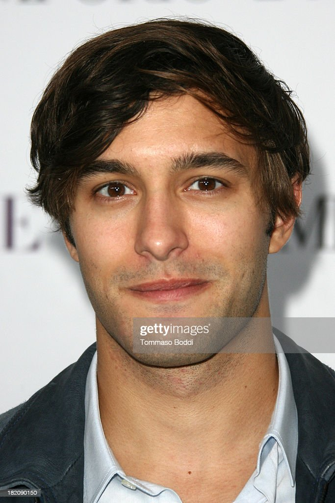 Actor <a gi-track='captionPersonalityLinkClicked' href=/galleries/search?phrase=Alexander+Koch+-+Actor&family=editorial&specificpeople=15376822 ng-click='$event.stopPropagation()'>Alexander Koch</a> attends the 11th Annual Teen Vogue Young Hollywood Party With Emporio Armani on September 27, 2013 in Los Angeles, California.