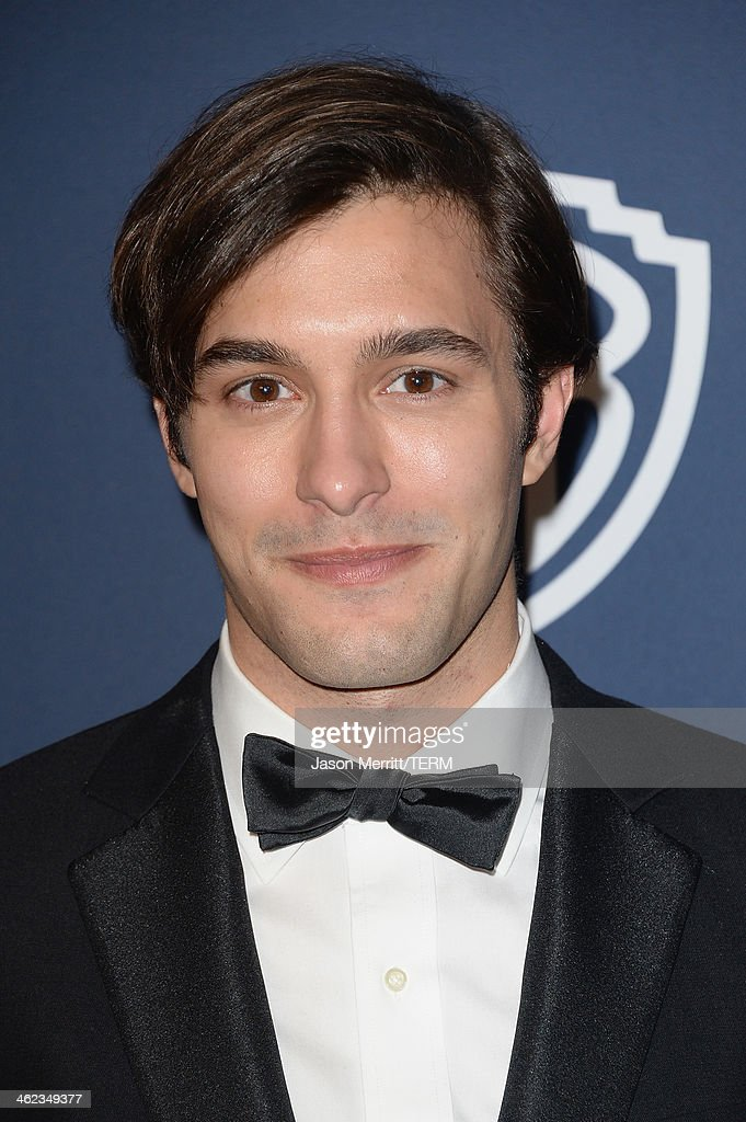 Actor <a gi-track='captionPersonalityLinkClicked' href=/galleries/search?phrase=Alexander+Koch+-+Actor&family=editorial&specificpeople=15376822 ng-click='$event.stopPropagation()'>Alexander Koch</a> attends the 2014 InStyle and Warner Bros. 71st Annual Golden Globe Awards Post-Party on January 12, 2014 in Beverly Hills, California.