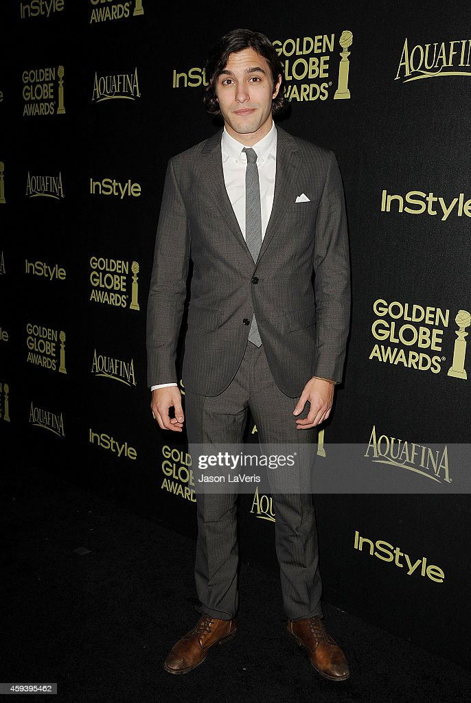 Actor <a gi-track='captionPersonalityLinkClicked' href=/galleries/search?phrase=Alexander+Koch+-+Actor&family=editorial&specificpeople=15376822 ng-click='$event.stopPropagation()'>Alexander Koch</a> attends the Hollywood Foreign Press Association and InStyle's celebration of the 2015 Golden Globe award season at Fig & Olive Melrose Place on November 20, 2014 in West Hollywood, California.