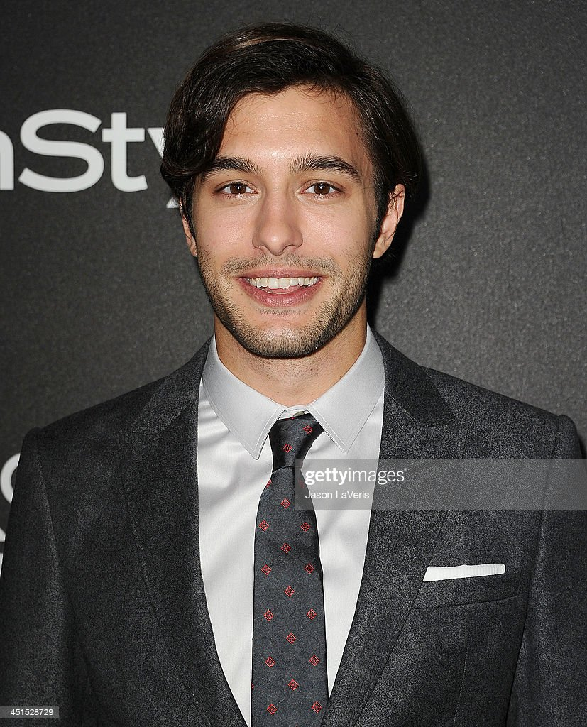 Actor <a gi-track='captionPersonalityLinkClicked' href=/galleries/search?phrase=Alexander+Koch+-+Actor&family=editorial&specificpeople=15376822 ng-click='$event.stopPropagation()'>Alexander Koch</a> attends the Miss Golden Globe event at Fig & Olive Melrose Place on November 21, 2013 in West Hollywood, California.