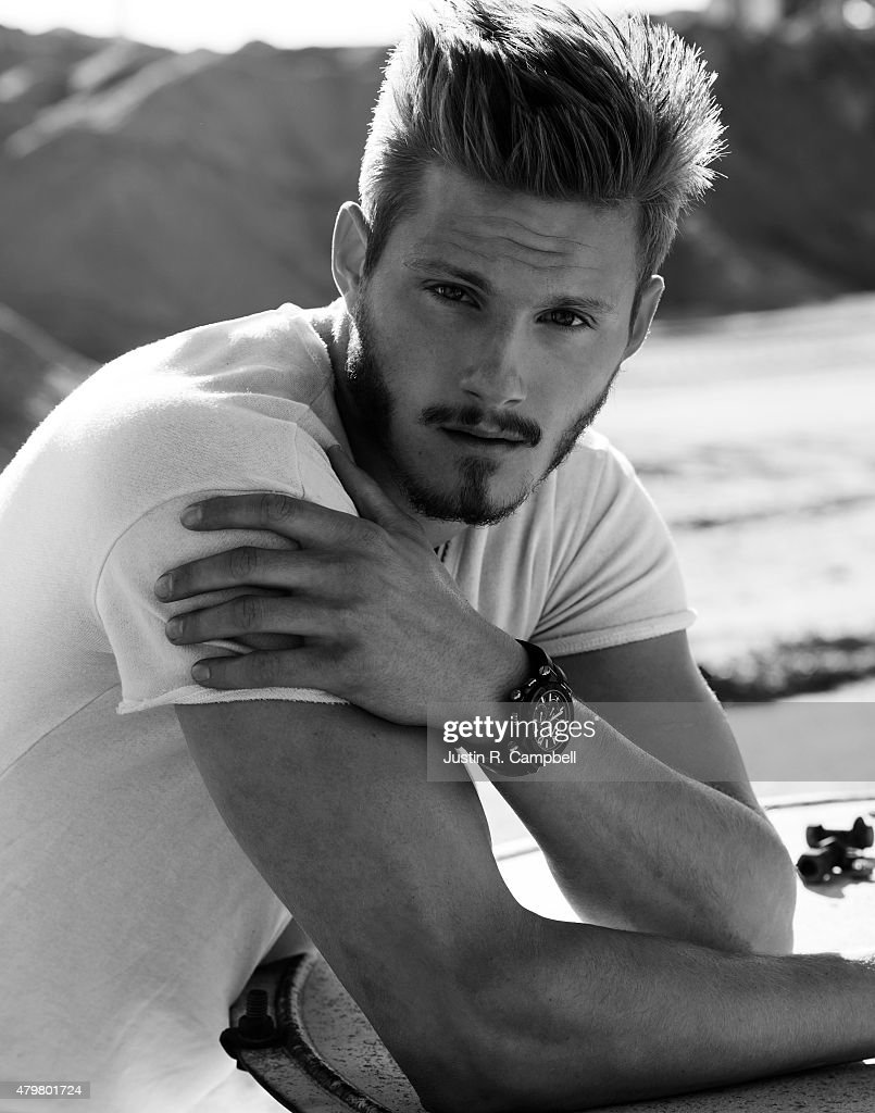 naked Alexander Ludwing Actor Alexander Ludwig is photographed for Flaunt Magazine on February 24  2015 in Los Angeles California