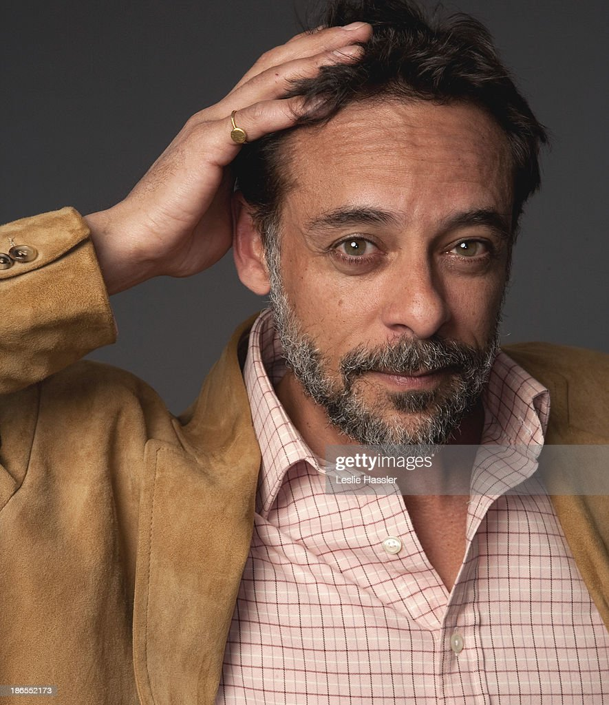 Actor Alexander Siddig is photographed for Self Assignment on May 26, 2010 in New York City.
