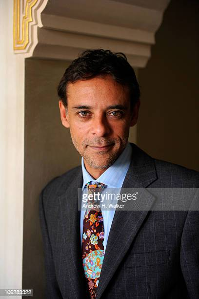 Actor Alexander Siddig poses for a portrait during the 2010 Doha Tribeca Film Festival held at the Katara on October 28 2010 in Doha Qatar