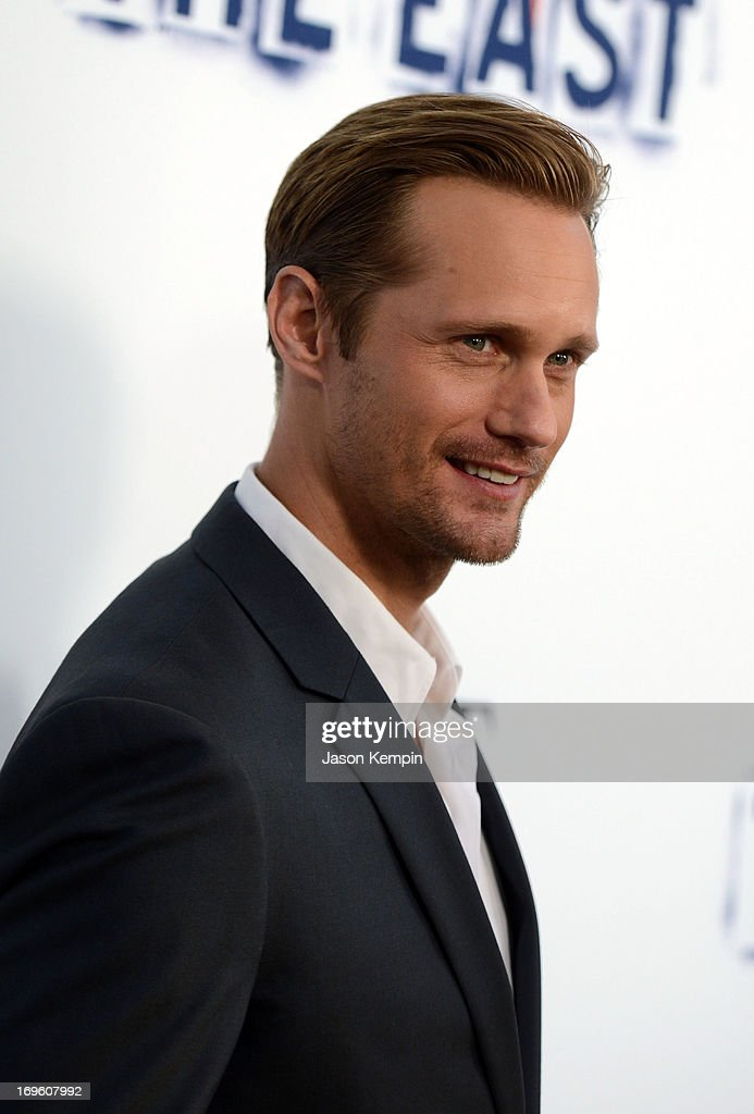 Actor Alexander Skarsgard arrives at the premiere of Fox Searchlight Pictures' 'The East' presented by Piaget at ArcLight Hollywood on May 28, 2013 in Hollywood, California.