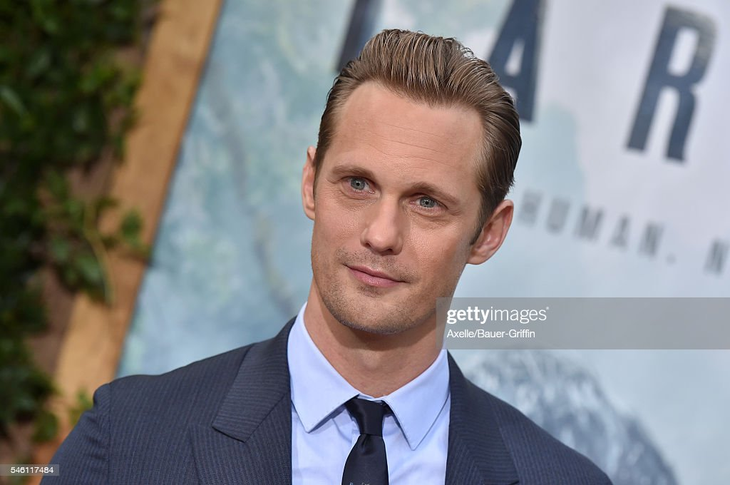 Actor Alexander Skarsgard arrives at the premiere of Warner Bros Pictures' 'The Legend Of Tarzan' at TCL Chinese Theatre on June 27 2016 in Hollywood...