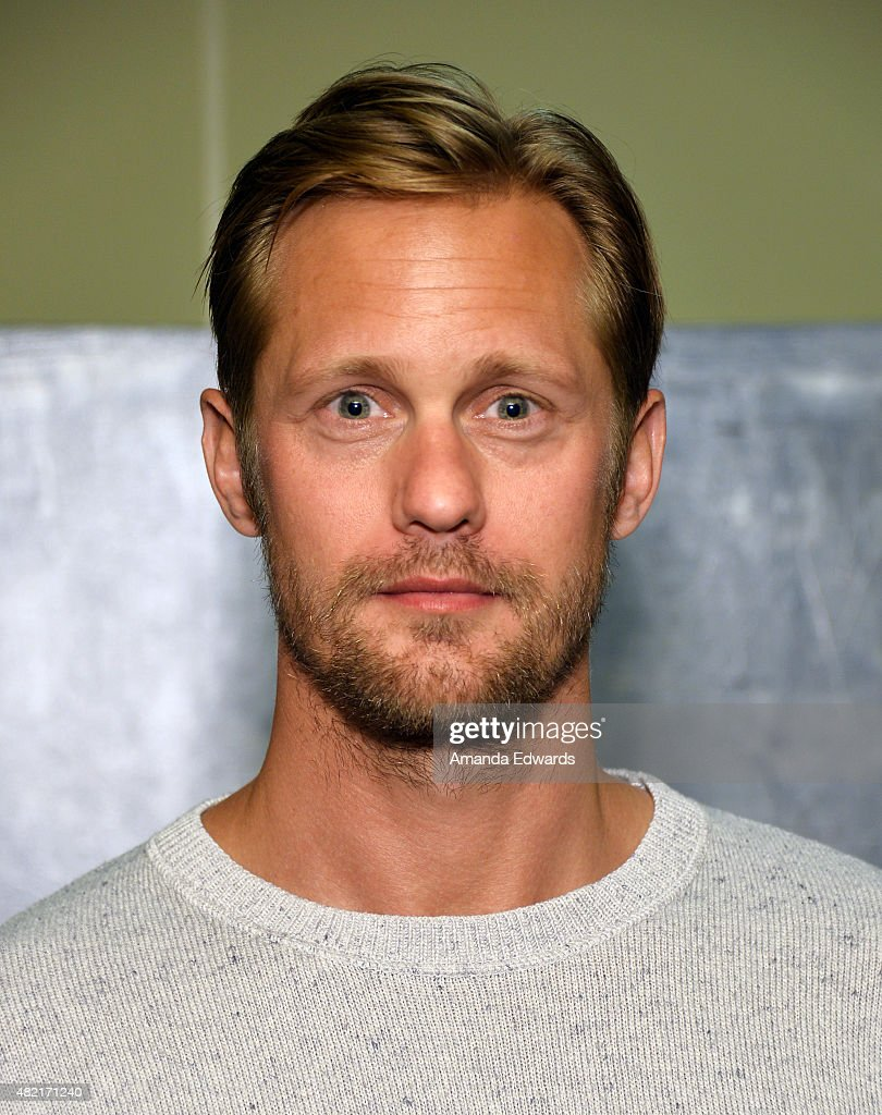 Actor Alexander Skarsgard attends the Los Angeles Times Indie Focus Screening of 'The Diary Of A Teenage Girl' at the Sundance Sunset Cinema on July 27, 2015 in Los Angeles, California.