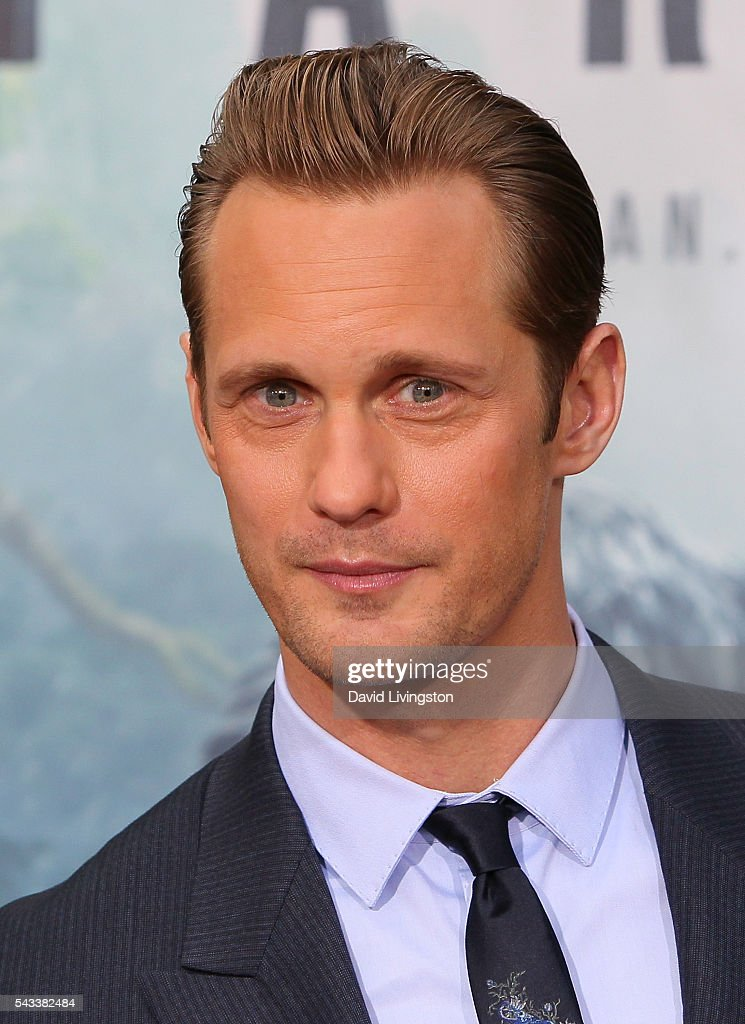Actor Alexander Skarsgard attends the premiere of Warner Bros. Pictures' 'The Legend of Tarzan' at the TCL Chinese Theatre on June 27, 2016 in Hollywood, California.