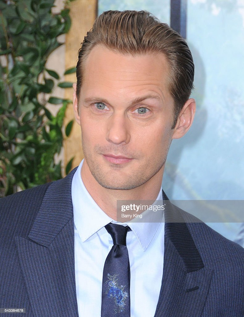 Actor Alexander Skarsgard attends the premiere of Warner Bros. Pictures' 'The Legend Of Tarzan' at TCL Chinese Theatre on June 27, 2016 in Hollywood, California.