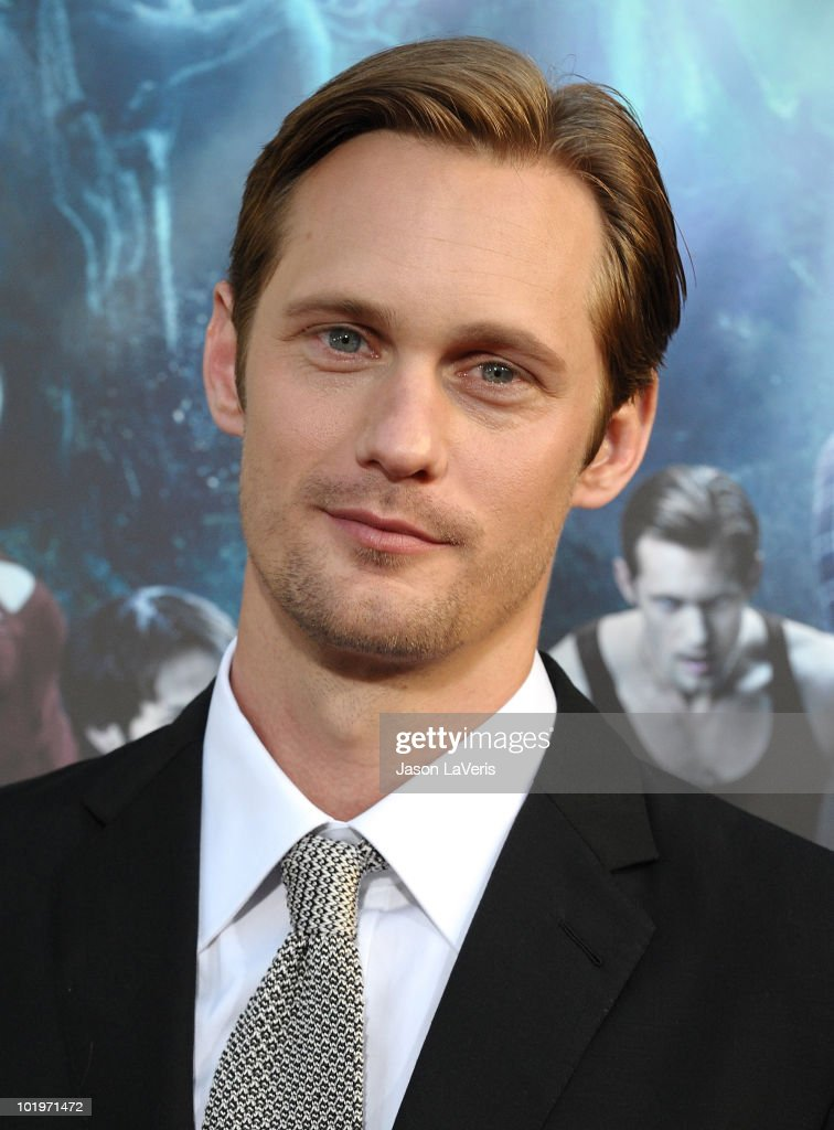Actor Alexander Skarsgard attends the third season premiere of HBO's 'True Blood' at ArcLight Cinemas Cinerama Dome on June 8, 2010 in Hollywood, California.