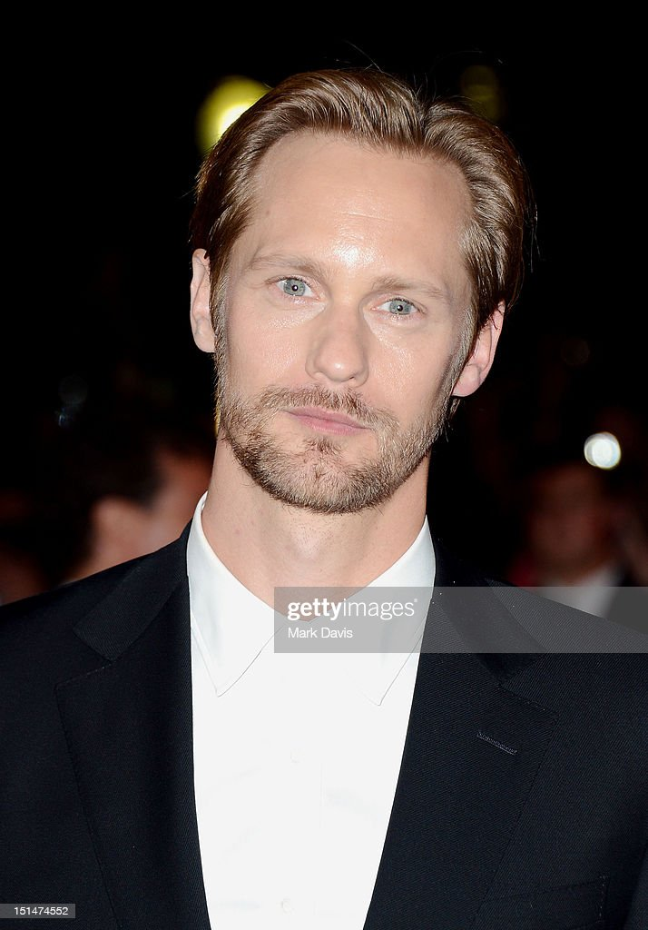 Actor Alexander Skarsgard attends the 'What Maisie Knew' premiere during the 2012 Toronto International Film Festival at Roy Thomson Hall on September 7, 2012 in Toronto, Canada.