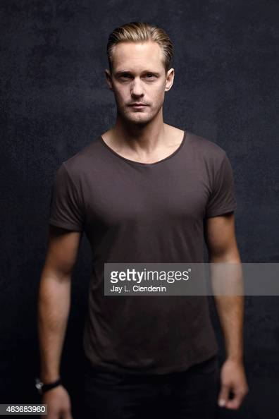 Actor Alexander Skarsgard is photographed for Los Angeles Times on January 24 2015 in Park City Utah PUBLISHED IMAGE CREDIT MUST READ Jay L...