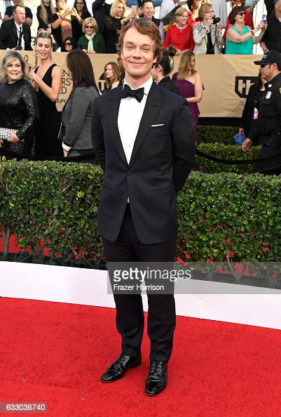 Actor Alfie Allen attends The 23rd Annual Screen Actors Guild Awards at The Shrine Auditorium on January 29 2017 in Los Angeles California 26592_008