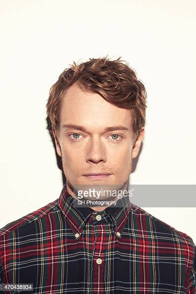 Actor Alfie Allen is photographed on March 12 2015 in London England