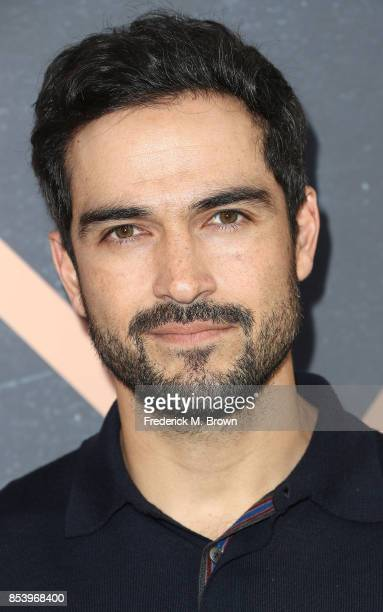 Actor Alfonso Herrera attends FOX Fall Party at Catch LA on September 25 2017 in West Hollywood California