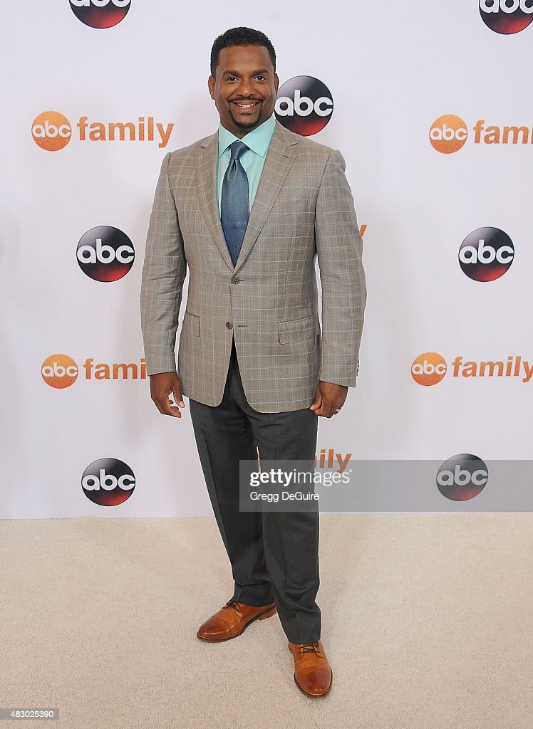Actor <a gi-track='captionPersonalityLinkClicked' href=/galleries/search?phrase=Alfonso+Ribeiro&family=editorial&specificpeople=628950 ng-click='$event.stopPropagation()'>Alfonso Ribeiro</a> arrives at the Disney ABC Television Group's 2015 TCA Summer Press Tour on August 4, 2015 in Beverly Hills, California.