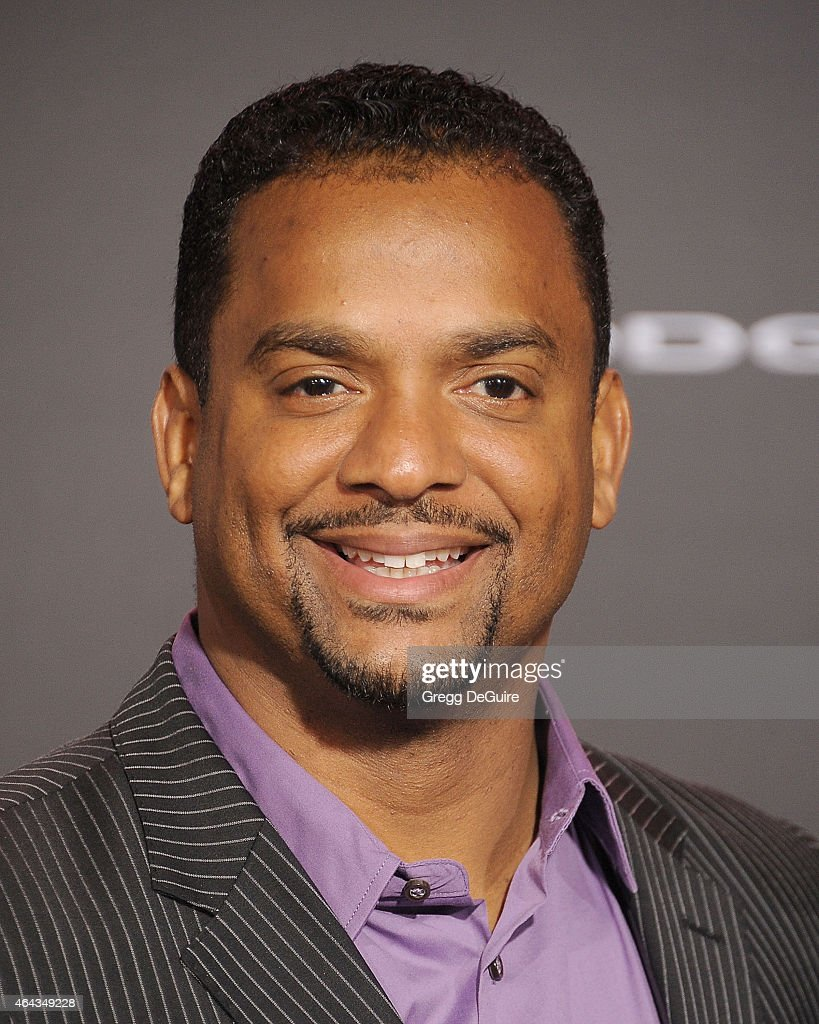 Actor <a gi-track='captionPersonalityLinkClicked' href=/galleries/search?phrase=Alfonso+Ribeiro&family=editorial&specificpeople=628950 ng-click='$event.stopPropagation()'>Alfonso Ribeiro</a> arrives at the Los Angeles World Premiere of Warner Bros. Pictures 'Focus' at TCL Chinese Theatre on February 24, 2015 in Hollywood, California.