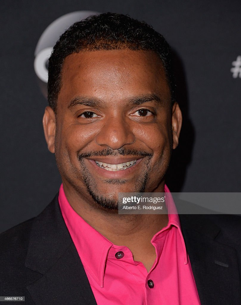 Actor <a gi-track='captionPersonalityLinkClicked' href=/galleries/search?phrase=Alfonso+Ribeiro&family=editorial&specificpeople=628950 ng-click='$event.stopPropagation()'>Alfonso Ribeiro</a> attends the premiere of ABC's 'Dancing With The Stars' season 20 at HYDE Sunset: Kitchen + Cocktails on March 16, 2015 in West Hollywood, California.