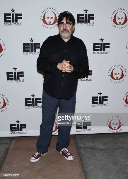 Actor Alfred Molina arrives at the 27th Annual Simply Shakespeare benefit at the Freud Playhouse UCLA on September 18 2017 in Westwood California