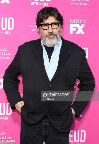 Actor Alfred Molina attends FX's 'Feud Bette And Joan' FYC event at The Wilshire Ebell Theatre on April 21 2017 in Los Angeles California