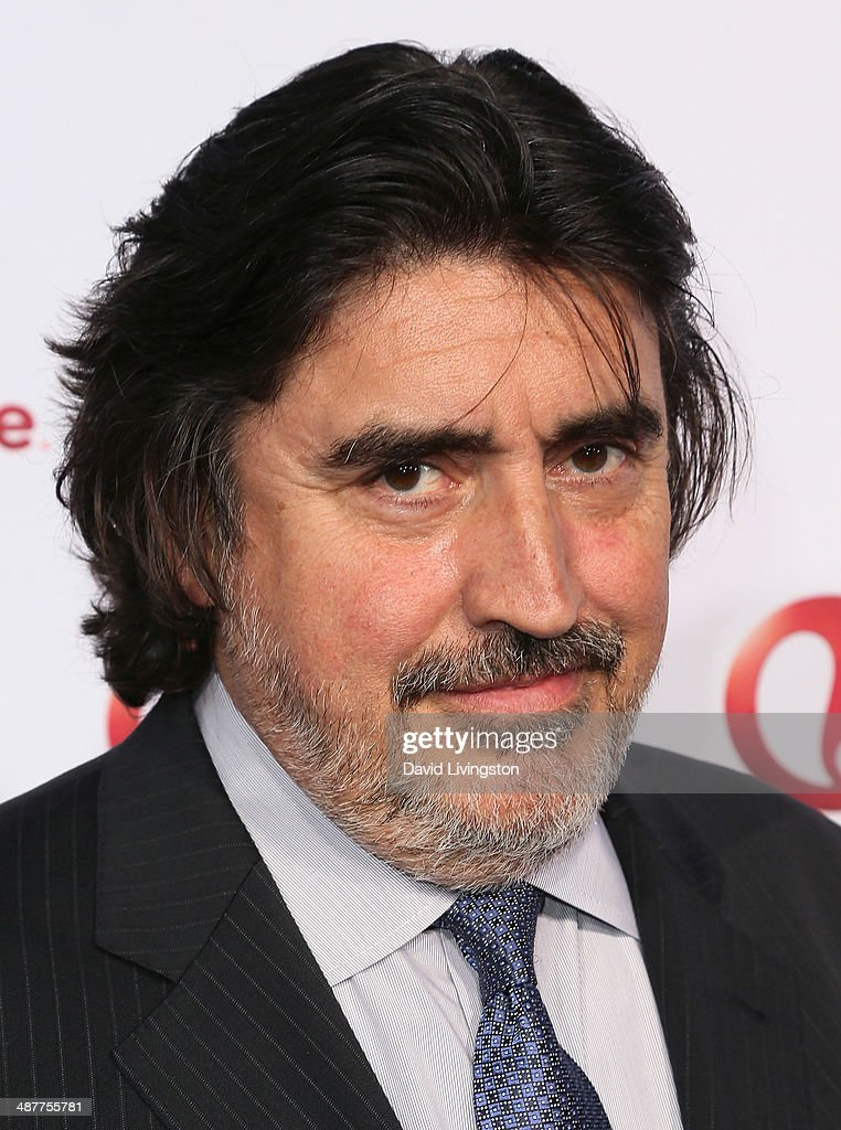 Actor <a gi-track='captionPersonalityLinkClicked' href=/galleries/search?phrase=Alfred+Molina&family=editorial&specificpeople=211218 ng-click='$event.stopPropagation()'>Alfred Molina</a> attends the premiere of Lifetime Television's 'Return to Zero' at the Paramount Theater on the Paramount Studios lot on May 1, 2014 in Hollywood, California.
