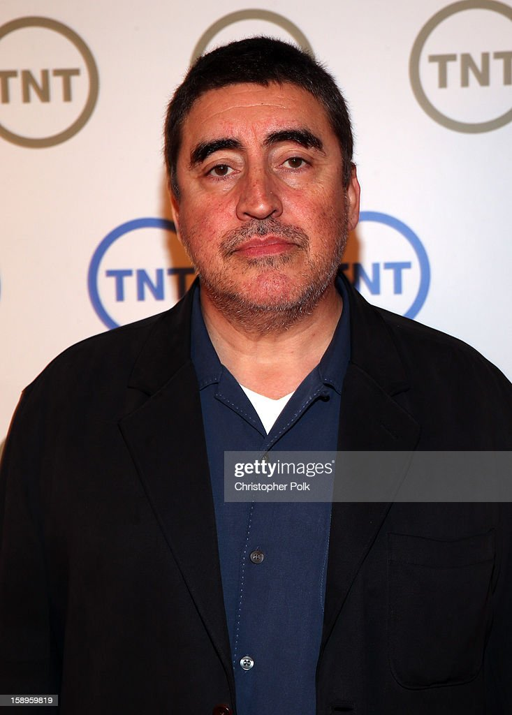 Actor Alfred Molina of 'Monday Mornings' attends Turner Broadcasting's 2013 TCA Winter Tour at Langham Hotel on January 4, 2013 in Pasadena, California. 23128_001_CP_0755.JPG