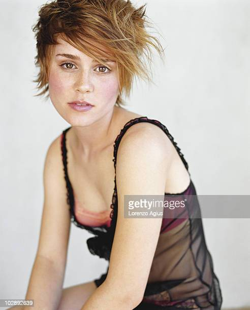 Actor Alison Lohman poses for a portrait shoot in Los Angeles USA