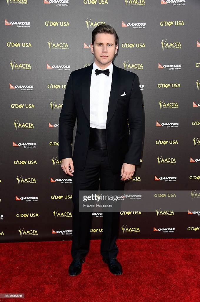 2015 G'Day USA Gala Featuring The AACTA International Awards Presented By QANTAS - Arrivals