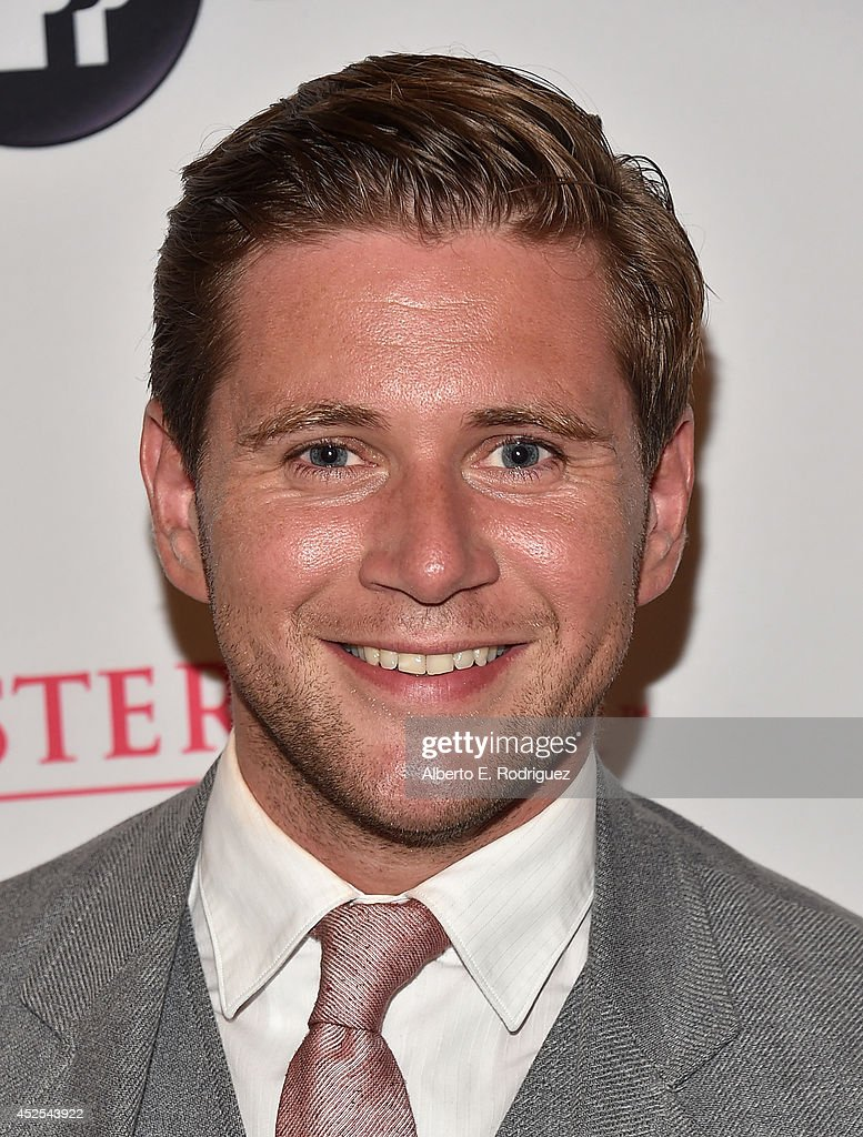 Actor Allen Leech attends the 2014 Summer TCA Tour 'Downton Abbey' Season 5 photocall at The Beverly Hilton Hotel on July 22, 2014 in Beverly Hills, California.