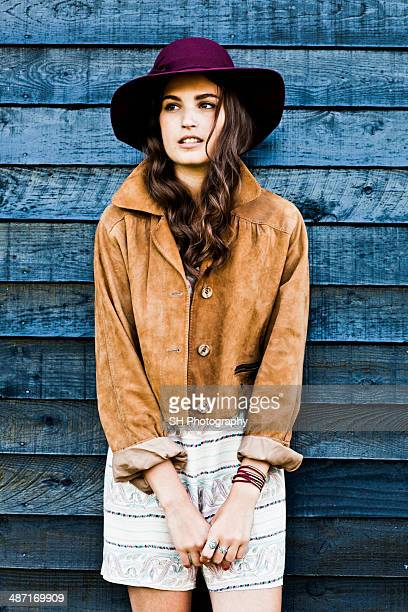 Actor Alma Jodorowsky is photographed on August 27 2013 in London England