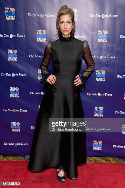 Actor Alysia Reiner attends IFP's 27th Annual Gotham Independent Film Awards on November 27 2017 in New York City