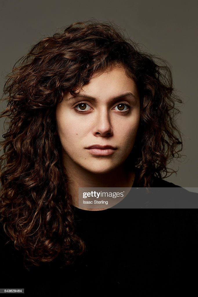 Actor Alyson Stoner is photographed for Zooey on November 22, 2014 in Los Angeles, California.